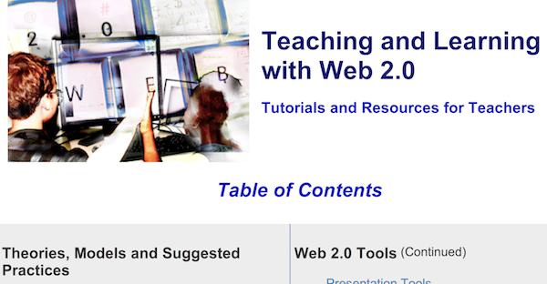 Tutorials and Resources for Teachers