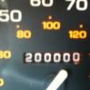 200,000 Miles